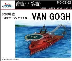 《商船/客船》メガオーシャンタグボート VAN GOGH
