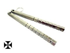 ◆◆男女兼用 六角棒クボタン風 Self-defense stick 護身