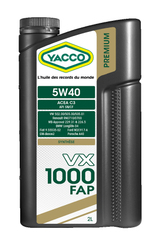 YACCO VX1000FAP