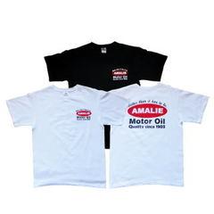 公認!AMALIE 旧ロゴTシャツ