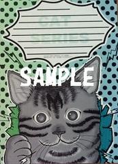 CAT SERIES便箋2
