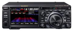 FTDX10 YAESU 100w HF-50MHz トランシーバー 新製品