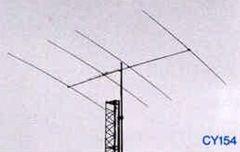 CY154|クリエートデザイン (21 または24MHz)4エレ