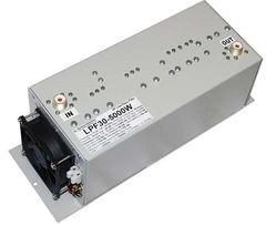 LPF30 5kw 新発売 減衰量144MHz以上100dB