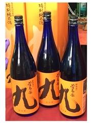 菅名岳 特別純米酒 九 720ml 化粧箱入り