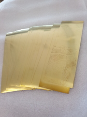 【アウトレット品】B005-02 真鍮(C2680R)0.05t×150×50=20枚