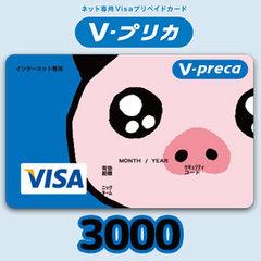 Vプリカ(3000円)