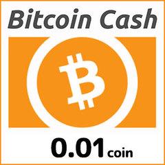 ビットコインキャッシュ(0.01BCH)