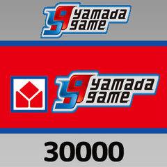 ヤマダゲームマネー(30000円)