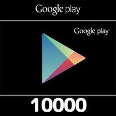 Google Playコード(10000円券)