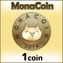 モナコイン(1MONA)
