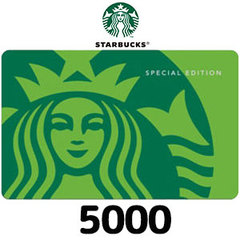 スターバックス カード(5,000円)