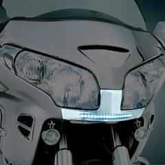 LED フェアリングノーズ ライトアクセント