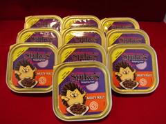ハリネズミフード・缶詰10個