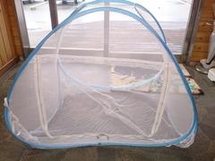 フクロモモンガ用・蚊帳