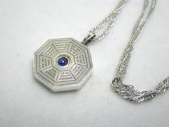 東方プロジェクト 魔理沙のネックレス 【青ver】