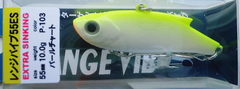 Bassday RANGE VIB55ES  パールチャート
