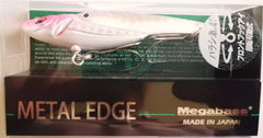 Megabass  METAL  EDGE   PINK HEAD