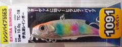 Bassday RANGE VIB55ES  伊良湖レインボー