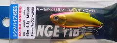 Bassday RANGE VIB45ES  チャートバックゴールドRB