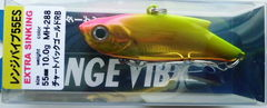 Bassday RANGE VIB55ES  チャートバックゴールドRB