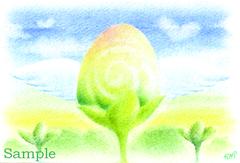 ケア*カード『休息』~羽ばたきのチャージ~