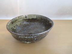 七寸糠釉鉢 31-4-10