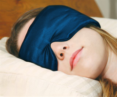 予約製品 快眠を望むあなたに!音・光を軽減:アメリカ特許取得済み スリープマスター!