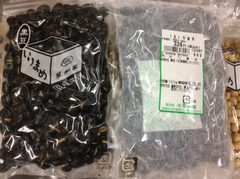 草加家 黒豆炒り豆150g