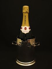透かし細工が美しいシャンパン/ワインホルダー