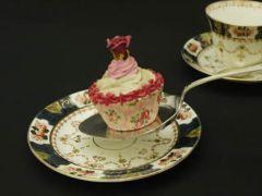 【在庫処分セール品】ヴィクトリアン後期のケーキサーバー