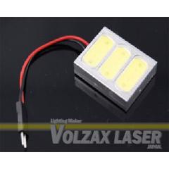 4.5W型 プレートタイプ クリアホワイト VOLZAX LASER JAPAN 2個セット