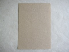 プリンター用紙(無地・10枚) ~ 名刺、ペーパークラフト、パンフレットに。使い勝手の良いA4サイズの和紙です。