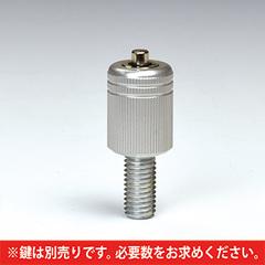 外(はず)せんボルト φ20mm  M10-20 No.750 キーコード、同一キー