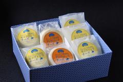 商品番号⑤ モッツァレラチーズ100g/5個 プロヴォローネチーズ200g/2個