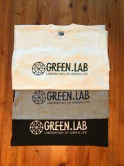 GREEN.LAB 横ロゴTシャツ