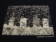 オーガニックコットンTシャツ/NUCLEAR DETH