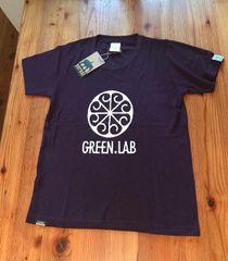 GREEN.LAB×SATORI Tシャツ〜  ヘンプ×オーガニックコットン〜