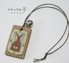 卯年ホルダー(子ウサギ)