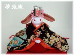 夜桜うさ姫-1