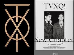 [送料込] 東方神起 8集 「THE CHANCE OF LOVE」(C Ver) 1枚 - ポスターなし・特典あり -