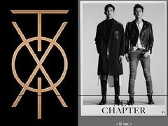 [送料込] 東方神起 8集 「THE CHANCE OF LOVE」(B Ver) 1枚 - ポスターなし・特典あり -