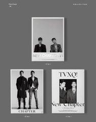 [送料込] 東方神起 8集 「THE CHANCE OF LOVE」(FULL 3枚セット)  - ポスターなし・特典あり-