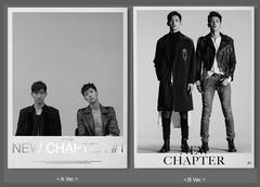 [送料込] 東方神起 8集 「THE CHANCE OF LOVE」(A + B Ver)  2枚 - ポスターなし・特典あり -