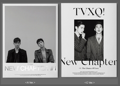 [送料込] 東方神起 8集 「THE CHANCE OF LOVE」(A + C Ver)  2枚 - ポスターなし・特典あり -