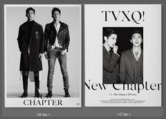 [送料込] 東方神起 8集 「THE CHANCE OF LOVE」(B + C Ver)  2枚 - ポスターなし・特典あり -