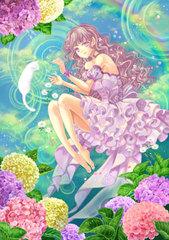 L-37:紫陽花デイドリーム