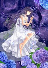 L-38:紫陽花ナイトドリーム