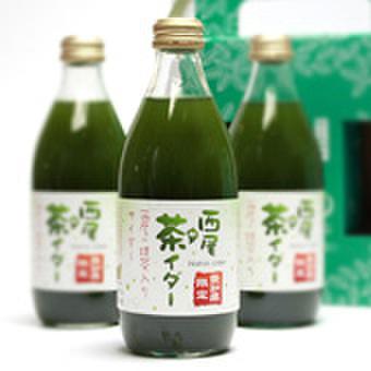 【送料無料】 西尾茶イダー 24本セット