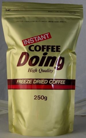 フリーズドライ インスタントコーヒー